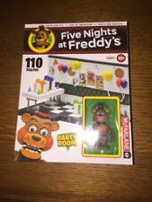 FNAF McFarlane PARTY ROOM Construction Set 110 Five Nights at Freddy's Lego Comp