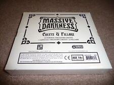 NEW Massive Darkness: Chests and Pillars set CMON NIB