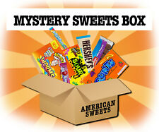 American Sweets Box! Variety of Sweets/Chocolates/Snacks and Drinks