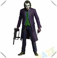 "THE JOKER Heath Ledger Action Figure Model 7"" Toy Collectible Batman Dark Knight"