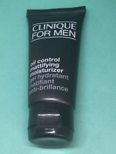 Clinique For Men oil control moisturizer large travel Size 40ml New