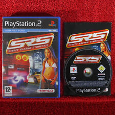 SRS Street Racing Syndicate-PlayStation 2 PS2 ~ PAL ~ 12+ jeu de course