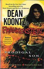 DEAN KOONTZ'S FRANKENSTEIN THE PRODIGAL SON 1 - HARDCOVER GRAPHIC NOVEL ($22.95)