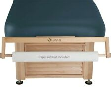Earthlite Massage Table Paper Roll Hanger - Wooden Brand New