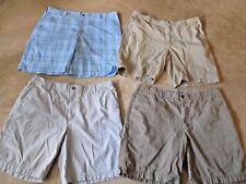 Lot, 4 mens size 42 Izod shorts