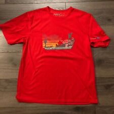 Herren Outdoor T-Shirt von REGATTA * Gr. L Gr. 52/54 * rot * AdventureTech