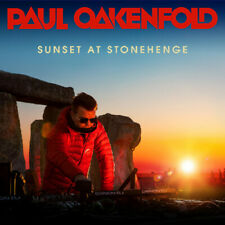 Paul Oakenfold Sunset at Stonehenge 0885012034959