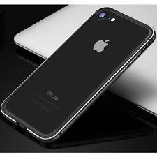 Titanium Aluminum Alloy Luxury Slim Shockproof Bumper Case Cover for iPhone X 10