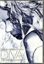Sarah Brightman - DIVA The Video Collection - Includes Booklet - DVD
