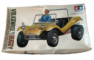 RARE Tamiya Volkswagen Buggy Fully Motorized 1/18 Scale Kit (Not Complete)