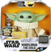 🌠 Star Wars The Mandalorian The Child Baby Yoda Animatronic Moving Toy Figure💥