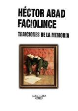 Traiciones de la memoria (Spanish Edition)