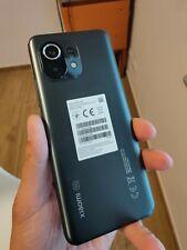 Xiaomi mi 11 5g 128gb Midnight Gray come nuovo - mi11