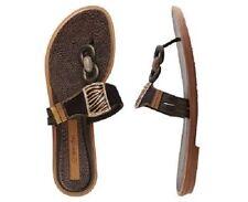Flat (0 to 1/2 in.) Animal Print Medium (B, M) Sandals & Flip Flops for Women
