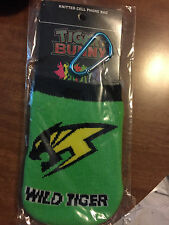 ~*Tiger & Bunny Knitted Cell Phone Bag (699858171279)*~