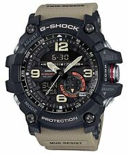 Casio Gg1000-1a5 G-shock Master of G MUDMASTER Watch WR 20 ATM