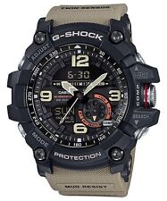 Mens Casio G-shock Twin Sensor MUDMASTER Gg-1000-1a5 C5oz 5 off