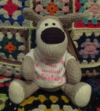 *BOOFLE knitted pup ~ Most Loveliest Sister*