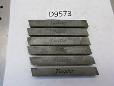 6 Pc Hss Tool Bit 12 Square X 4l Vasco Neatro D9573