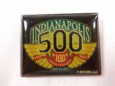 100 th Anniversary 2011 Indianapolis 500 Event Collector Lapel Pin Dan Wheldon