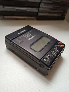 Sony Tcd-d3 Tape-corder