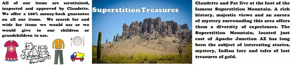 Superstition Treasures