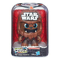 Star Wars Figurine Personnage Chewbacca Mighty Muggs Hasbro 10 CM