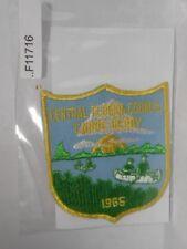 CENTRAL FLORIDA COUNCIL CANOE DERBY 1965 F11716