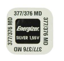 ENVOI AVEC SUIVI - 1 PILE  ENERGIZER 377- 376 SR626SW LR626 AG4  SR66