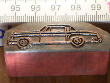 MERCEDES 220  s se coupe W 180  schöner Oldtimer Stempel / Siegel aus Metall