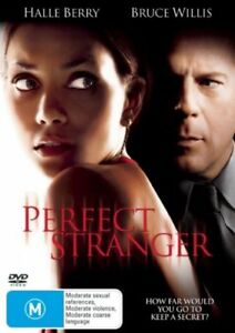 Perfect Stranger (R4 DVD, 2007) Halle Berry & Bruce Willis  DISC ONLY