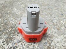Genuine Makita 12v battery 1.3Ah nicd nicad 'o' pack 8281D 6271 PA12