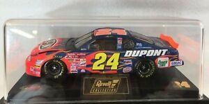 Dupont Pepsi 1:24 Diecast Jeff Gordon Nascar #24 Revell Collection Stock Car