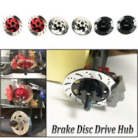 2/4pcs Aluminum Brake Disc Drive Hub For 1/7 TRAXXAS Unlimited Desert Racer UDR