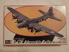 Revell Model Kit - B-17E Memphis Belle