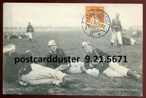 5671 - DENMARK ROYALTY Postcard 1909 Prince Aage Count of Rosenborg. Military