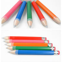 Pencil Real Giant Wooden Pencil Novelty Writing Accessories Creative Gift