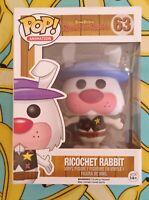 Hanna Barbera Ricochet Rabbit Funko Pop Vinyl NEW IN BOX
