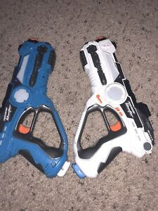 Laser Tag Guns (batteries included)