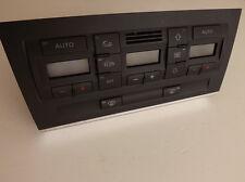 AUDI A4 2001-2008 genuina SINGLE DIN 1DIN 8E0820043BJ Calentador de control climático