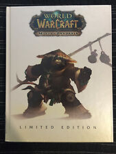 World of Warcraft Mists of Pandaria Limited Edition Strategy Guide Book w/ Chops