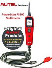 AUTEL PS100 PowerScan KFZ Tester & Messgerät Elektrik Stromkreistester 6V-30V