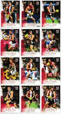 2018 AFL SELECT FOOTY STARS ST KILDA SAINTS COMMON TEAM SET ALL 12 CARDS