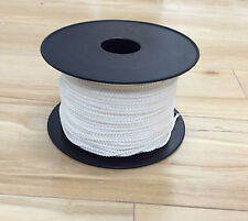 Professional Picture Framing 2.5mm Plaited Polyester VB White Cord 100m Roll