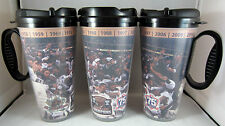 Hershey Bears Insulated Travel Mug Bottle Coffee Cup Beverage Drink Container