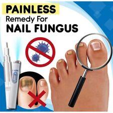 Anti-fungal Home Treatment Set Laser Pen Finger Toe Nail Fungus Care  Kit