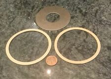 Jeep Willys Ford Gpw Gaskets And Shim Mixed Parts Unknown Numbers