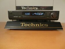 Technics ST-GT650 STEREO SYNTHESIZER FM/AM RDS TUNER 39Memory TOP ZUSTAND!!!