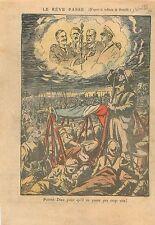 Politique Poilus Accords de Munich Édouard Daladier Neville Chaberlain 1938