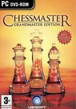 *SEALED* CHESSMASTER Grandmaster Edition Pc DVD Rom Grand Master - FAST DISPATCH